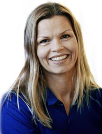 Jill Jahrmann, leder for Arbeidsmiljøavdelingen ved Oslo universitetssykehus.
