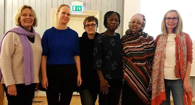 Fra-venstre-Kari-Schätzer-Coll--Ingunn-NordstogaI--Ruth-Paintsil--Ayaan-Yasiin