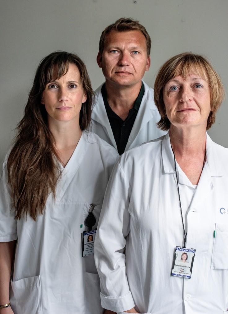 Pasienter med kj¾rlighetssorg til psykiatrisk legevakt