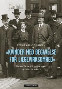 Bilde, bokcover, kvinder med begavelse for lægevirksomhed