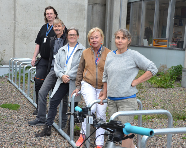 Sykkelstativgjengen