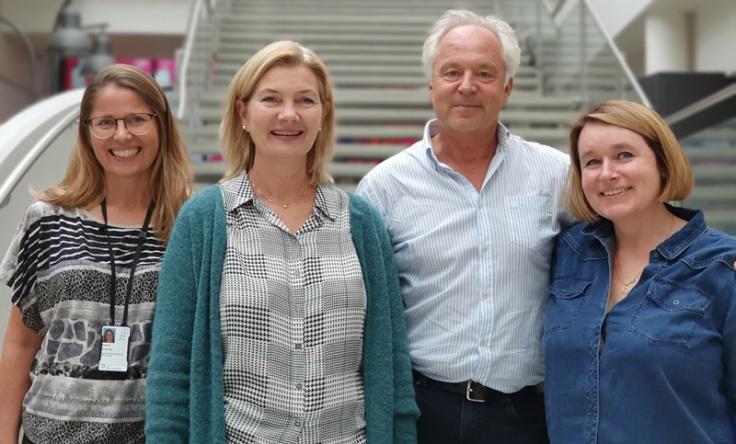 Anja-Smeland,-Kari-Sørensen,-Stefan-Lundberg-og-Kjersti-Langmoen