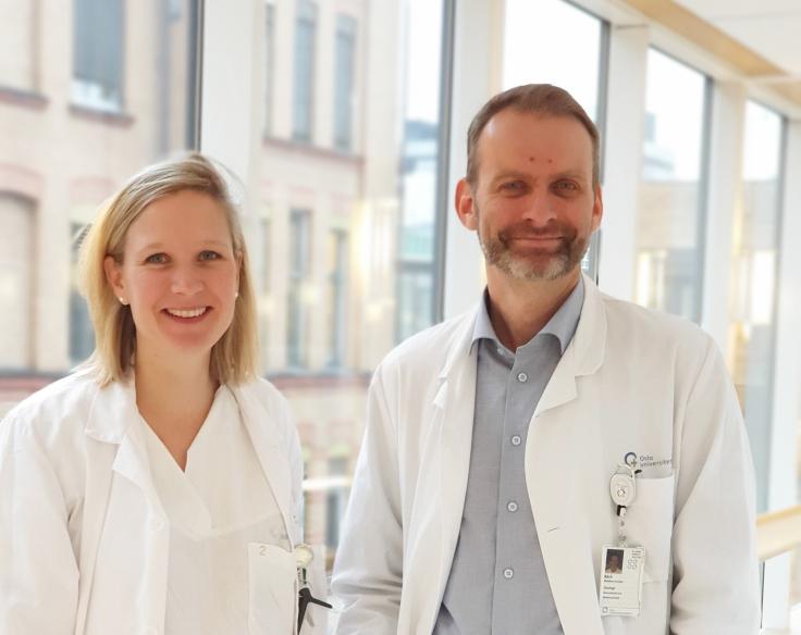 Bård og Marthe, ingress